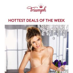 [Triumph] ATTN: HOTTEST Deals happening right now!