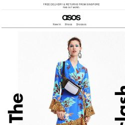 [ASOS] How to wear all the prints at once