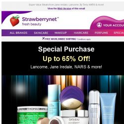 [StrawberryNet] MAY Special Purchase Up to 65% Off!