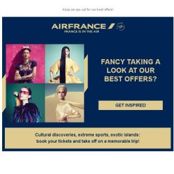 [AIRFRANCE] Fancy taking a look at our best offers?