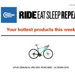 [Chain Reaction Cycles] What's Hot?