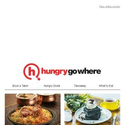 [HungryGoWhere] Must haves 1-for-1 dining deals on buffet, pasta, pizzas, signature main dishes, and more!