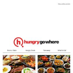[HungryGoWhere] 8 best halal buffets for Iftar in Singapore: 1-for-1 dinner buffet, Ramadan special buffet at $48++, and more!