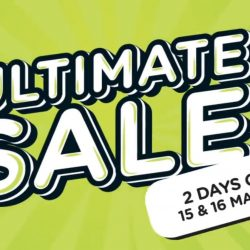 Watsons: Ultimate Sale with Up to 67% OFF + 6% POSB Everyday Card Rebate!