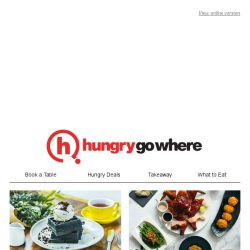 [HungryGoWhere] Ultimate dining deals in shopping malls near you: 1-for-1 pasta/pizzas/ice cream & waffle buffet, 50% off army stews, and more!