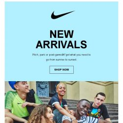 [Nike] Summer Style: New at Nike.com