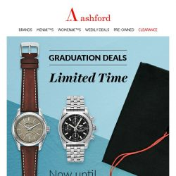 [Ashford] We have the perfect deal for you