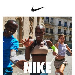 [Nike] Nike Flash: Up to 40% Off. Go!