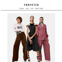 [Farfetch] Everything we're buying from Fendi this season