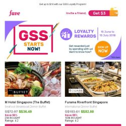 [Fave] Endless Buffet Deals: Seafood Steamboat, International, Lobster & More!