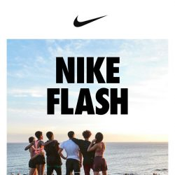 [Nike] Nike Flash: Final Hours
