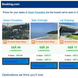 [Booking.com] Prices in Sesto Fiorentino dropped again – act now and save more!