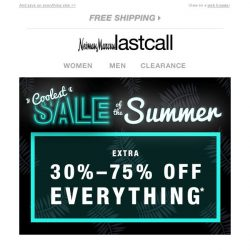 [Last Call] NEW ARRIVALS | Jewelry extra 50% off
