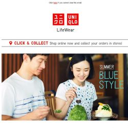 [UNIQLO Singapore] Have fun this weekend with our outfit inspirations