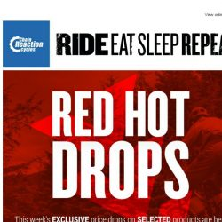 [Chain Reaction Cycles] NEW Exclusive Red Hot Drops Weekly Offers!  🔥
