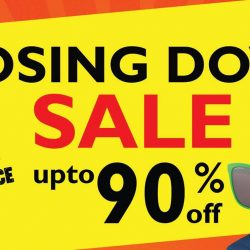 CEDS Sportswear: Closing Down Sale with Up to 90% OFF Oakley Products