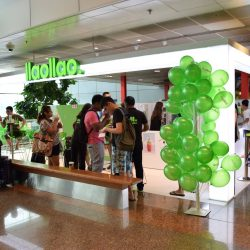 llaollao: Back in Singapore with Outlets in Changi Airport & Tampines 1!
