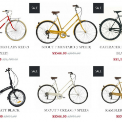 Hello Bicycle: Clearance Sale with Up to 50% OFF Bicycles and Accessories!