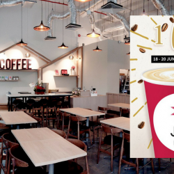 Jewel Coffee: Enjoy 1-for-1 Drinks from 3pm till Closing!