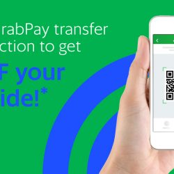 Grab: Enjoy $2 off Your Ride with Every GrabPay Transfer or Transaction!