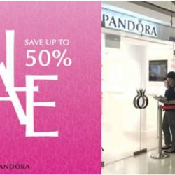 PANDORA: Summer Sale with Up to 50% OFF Selected Items & Bundle Deals Online & In Stores