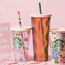 Starbucks: NEW Starbucks x ban.do Collection Available from 25 Jun 2018