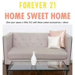 [FOREVER 21] NEW: Get an IG-worthy Room