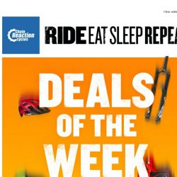 [Chain Reaction Cycles] Deals of the Week! You Can't Miss This 😲