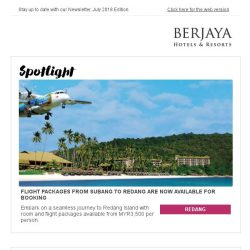 [Berjaya Hotels & Resorts EDm] Enjoy Exciting Deals with Berjaya Hotels and Resorts!