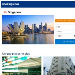 [Booking.com] Deals in Singapore from S$ 32
