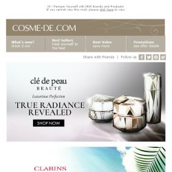 [COSME-DE.com] 👩‍❤️‍💋‍👩 Clé de Peau Beauté, Perfect Radiance Makeup From Japan 🎌