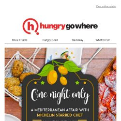 [HungryGoWhere] One Night Only - A Mediterranean Affair with Michelin Starred Chef Nandu Jubany @ FOC Sentosa