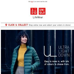 [UNIQLO Singapore] Fall/Winter Collection is here!