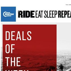 [Chain Reaction Cycles] Sizzling Summer Deals!  ☀️