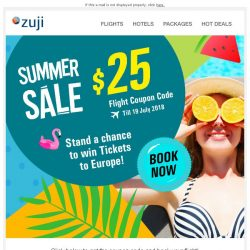 [Zuji] BQ.sg: It's back! Our Summer Sale Cash Coupons!