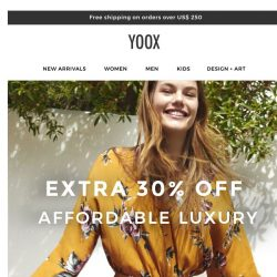 [Yoox] See By Chloé, Red Valentino & many more
