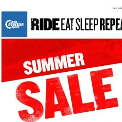 [Chain Reaction Cycles] Summer Sale: dhb discounts won't last long!