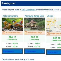 [Booking.com] Prices in Kota Damansara dropped again – act now and save more!