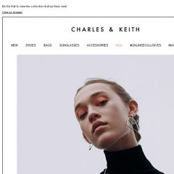 [Charles & Keith] New In: Fall/Winter 2018 Pre-launch