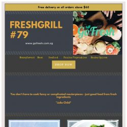 [GoFresh] GoFresh: Freshgrill #79 Simple Recipes from Great Ingredients