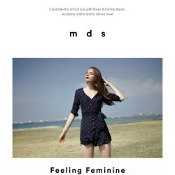 [MDS] All New | Online and In-Stores