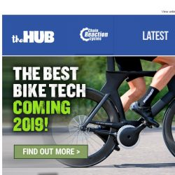 [Chain Reaction Cycles] The best bike tech coming in 2019!