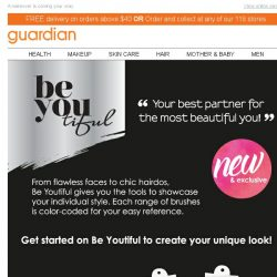 [Guardian] 💋 Your inside look at Be Youtiful's chic collection!