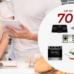 Turbo Italia: Warehouse Sale 2018 with Up to 70% OFF Kitchen Appliances & Cookware