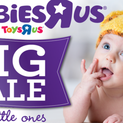 "Toys""R""Us: Big Sale for Little Ones Up to 50% OFF Strollers, Car Seats, Toys & More"
