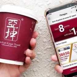 Ya Kun Kaya Toast: Enjoy a Cup of Coffee at only 50 Cents with Ya Kun Cherish App!