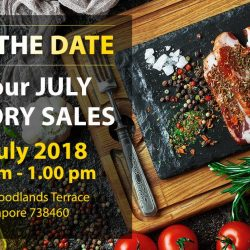 S Foods: July Factory Sale with Up to 20% OFF Hokkaido Pork, Wagyu Beef, Black Angus Beef & More!