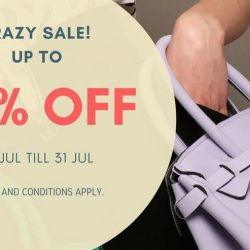 Save My Bag: Crazy Sale with Up to 50% OFF Selected Bags & Wallets