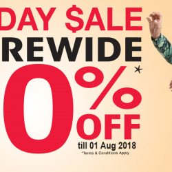 OG Singapore: Storewide 20% OFF Sale Plus Super Good Buys You Won't Want to Miss!