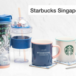 Starbucks: NEW Singapore Exclusive Collection